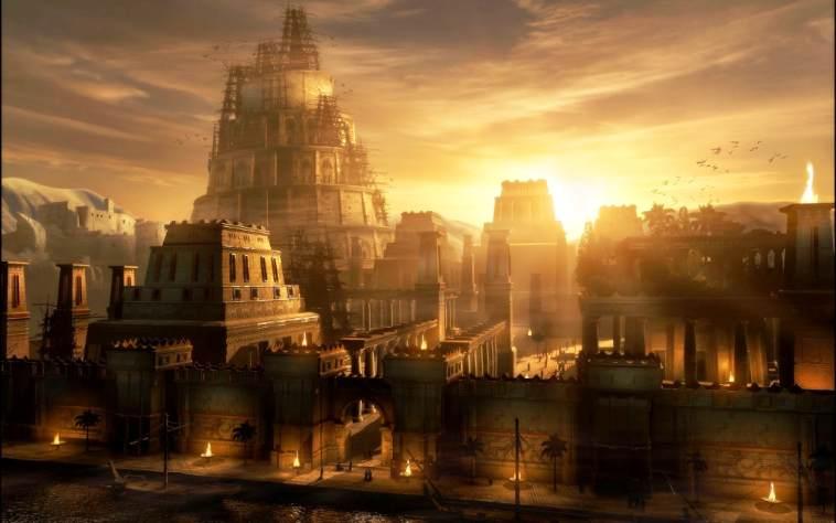 Вавилон - страна где за долги можно было стать рабом!