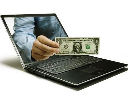 интернет заработок (мой первый опыт)