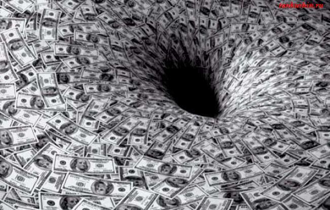 бизнес- насос денег