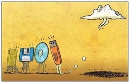 Будущее хранения информации
