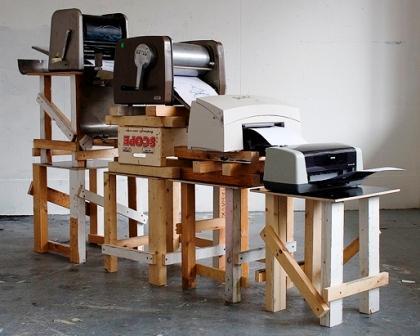 Эволюция принтеров