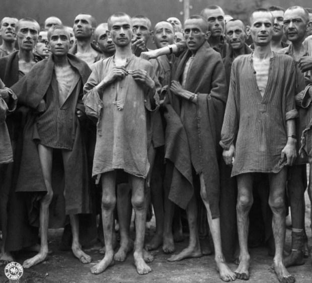 Концлагерь бухенвальд - заключенные
