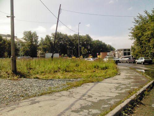 КПП Новоуральска... теперь двигатель там...