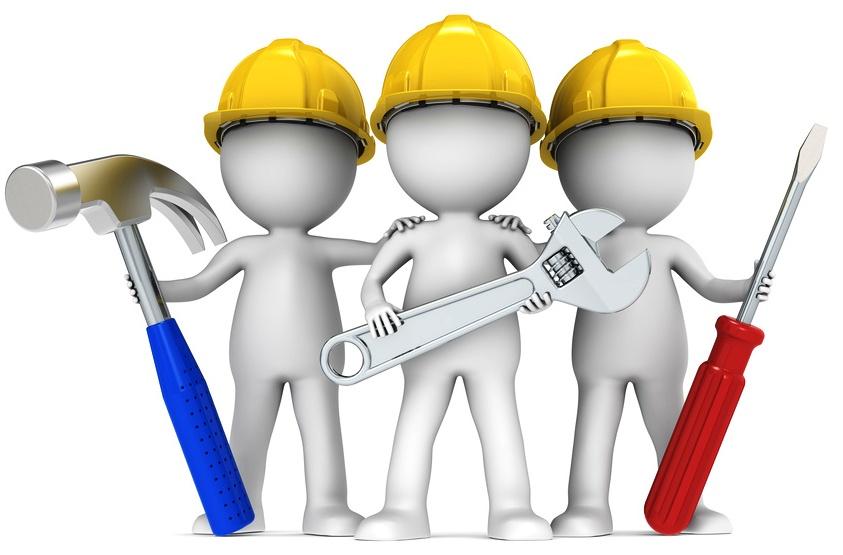 ремонтники и сервисники