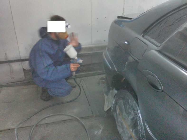 Покращик в гаражном сервисе