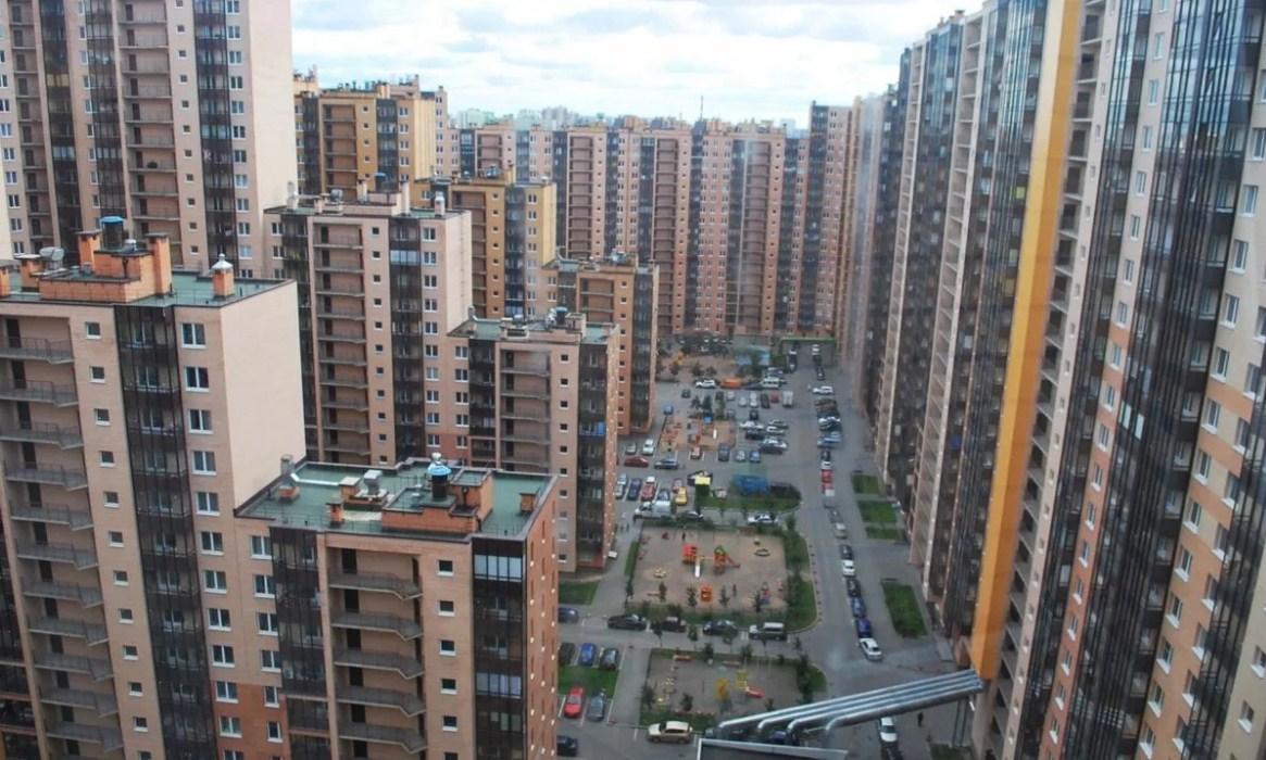 кудрово - типичное ипотечное гетто