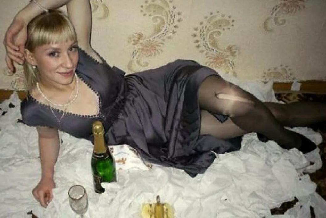 Сельская проститутка
