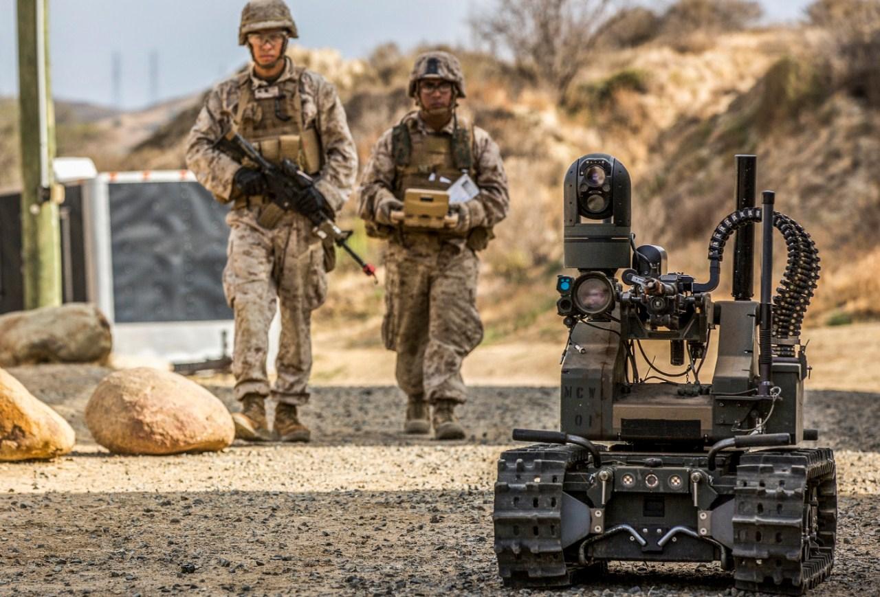 будущее сухопутных войск