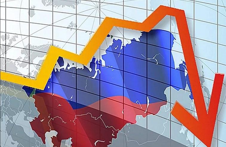 падение ВВП