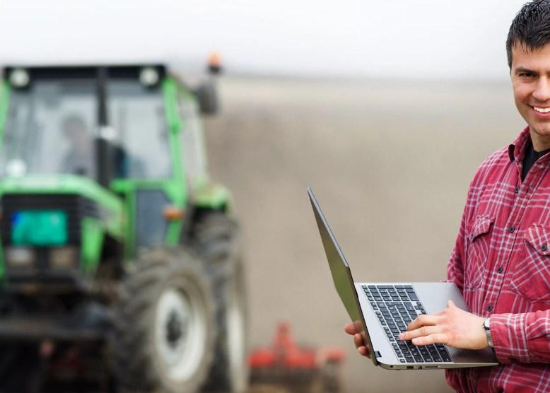 фермер 21 века