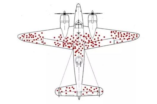 повреждения бомбардировщика